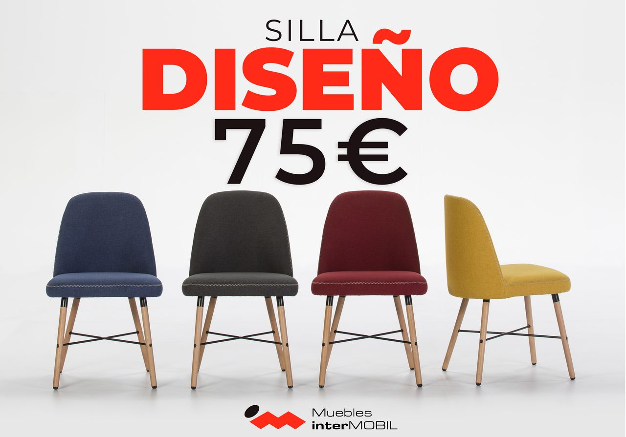 Silla dise o muebles intermobil for Actual muebles cancun