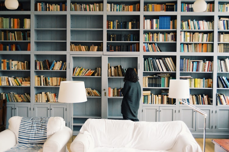 library home