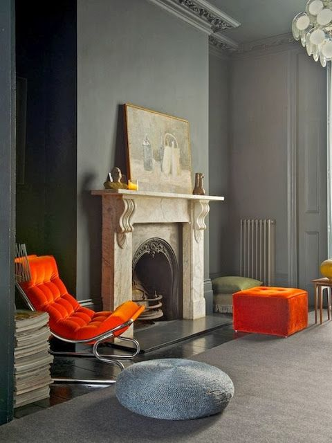normas-en-decoracion-color-naranja