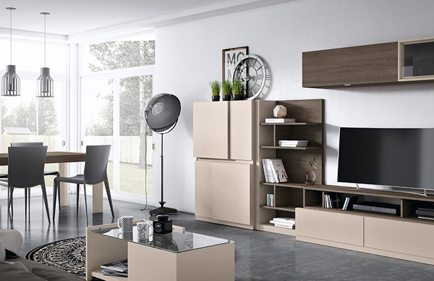 Tendencias en comedores para 2017 muebles intermobil - Ultimas tendencias en decoracion de salones ...