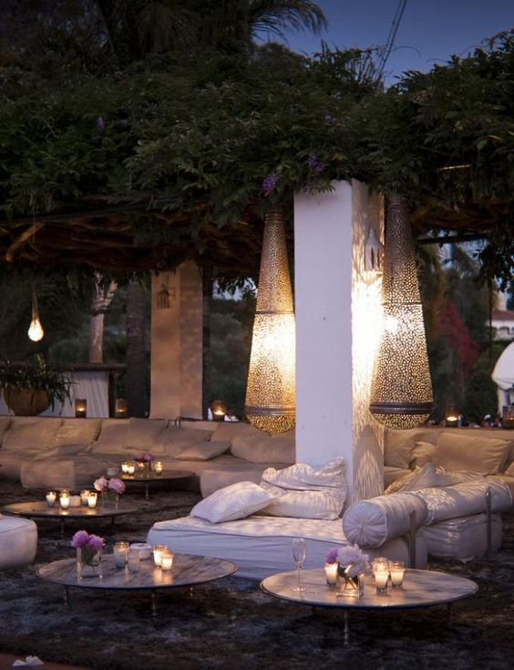 velas chill out